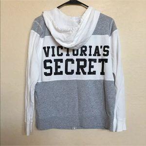 Victoria Secret color block hoodie size Medium